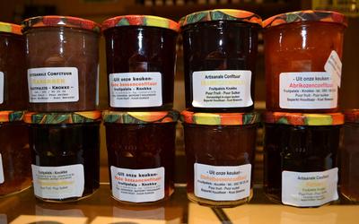 Fruitpaleis - Bewerkte producten